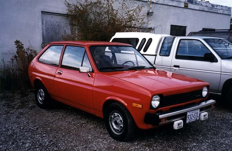 Ford Fiesta 1.6 1980 photo - 1