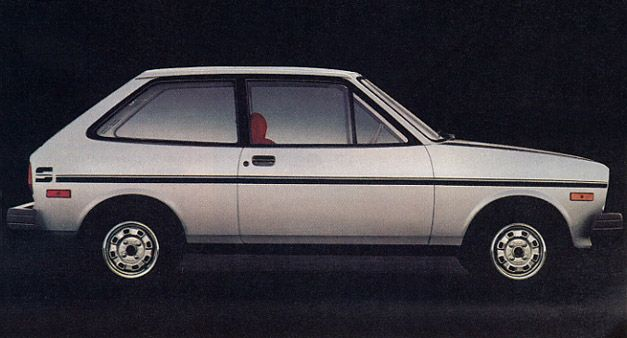 Ford Fiesta 1.6 1980 photo - 2
