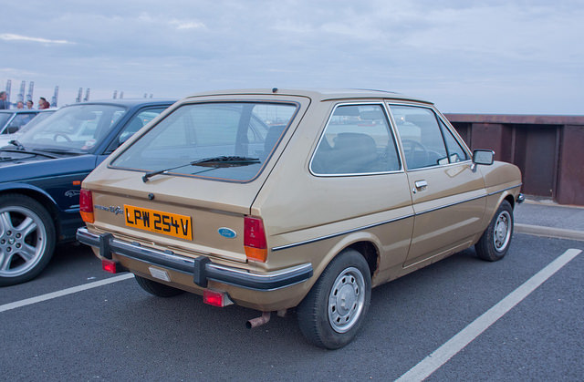 Ford Fiesta 1.6 1980 photo - 3