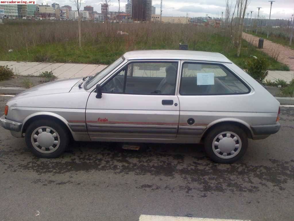 Ford Fiesta 1.6 1980 photo - 4