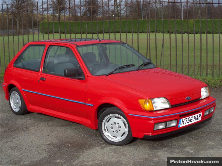 Ford Fiesta 1.6 1980 photo - 5