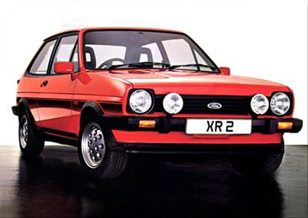 Ford Fiesta 1.6 1981 photo - 1