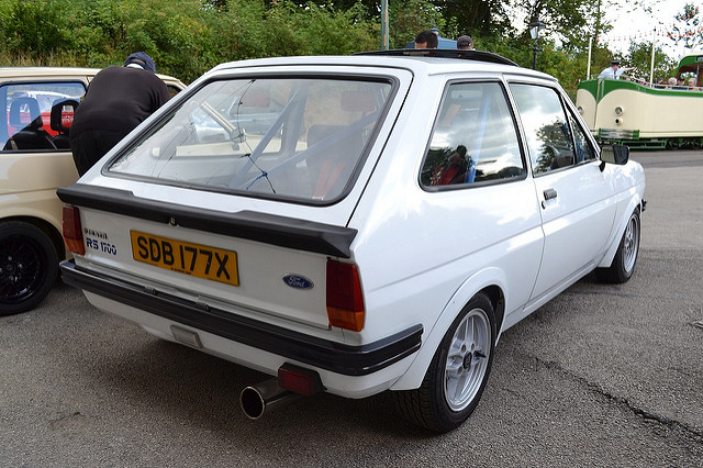 Ford Fiesta 1.6 1981 photo - 4