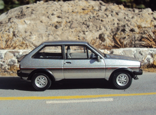 Ford Fiesta 1.6 1981 photo - 7