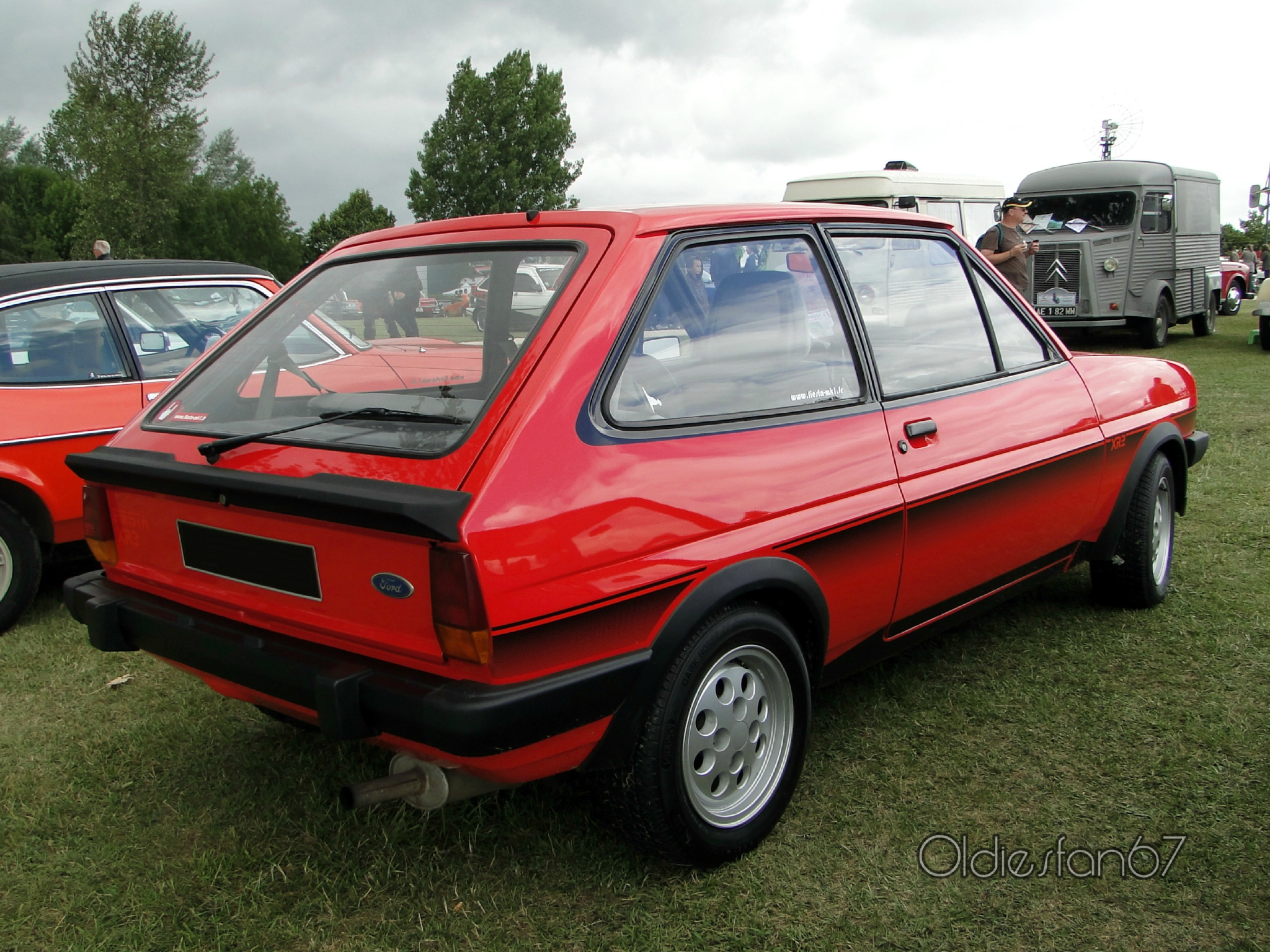 Ford Fiesta 1.6 1981 photo - 8