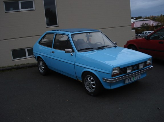Ford Fiesta 1.6 1982 photo - 1