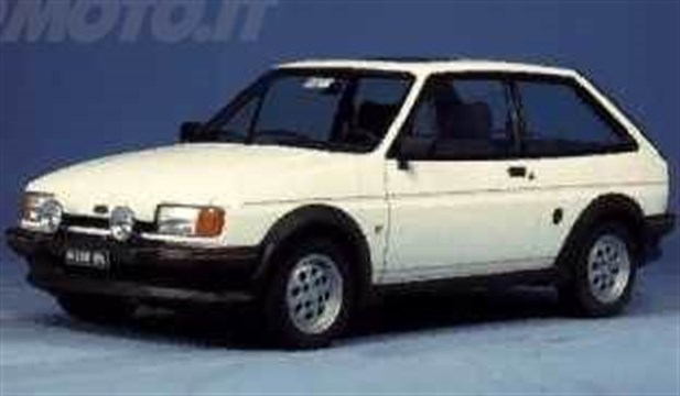 Ford Fiesta 1.6 1982 photo - 11