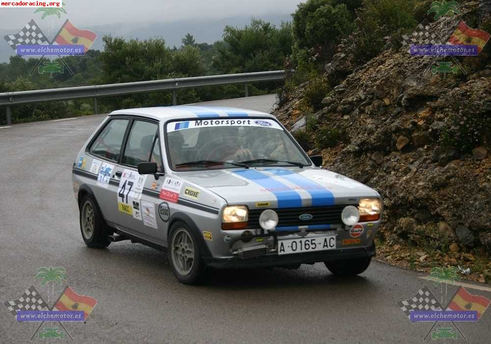 Ford Fiesta 1.6 1982 photo - 3