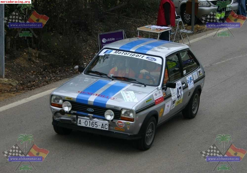 Ford Fiesta 1.6 1982 photo - 5