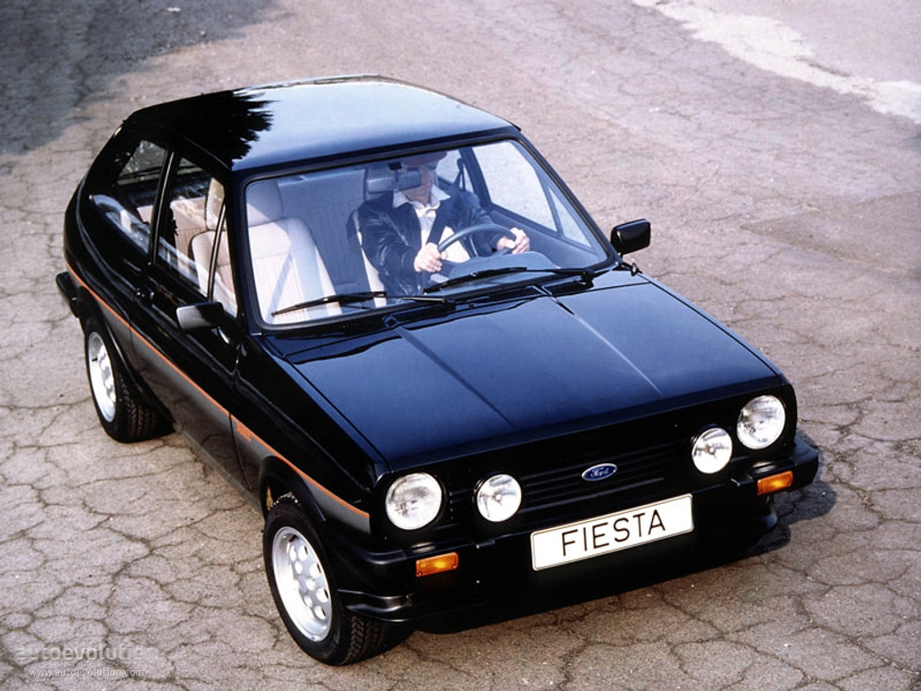 Ford Fiesta 1.6 1982 photo - 8