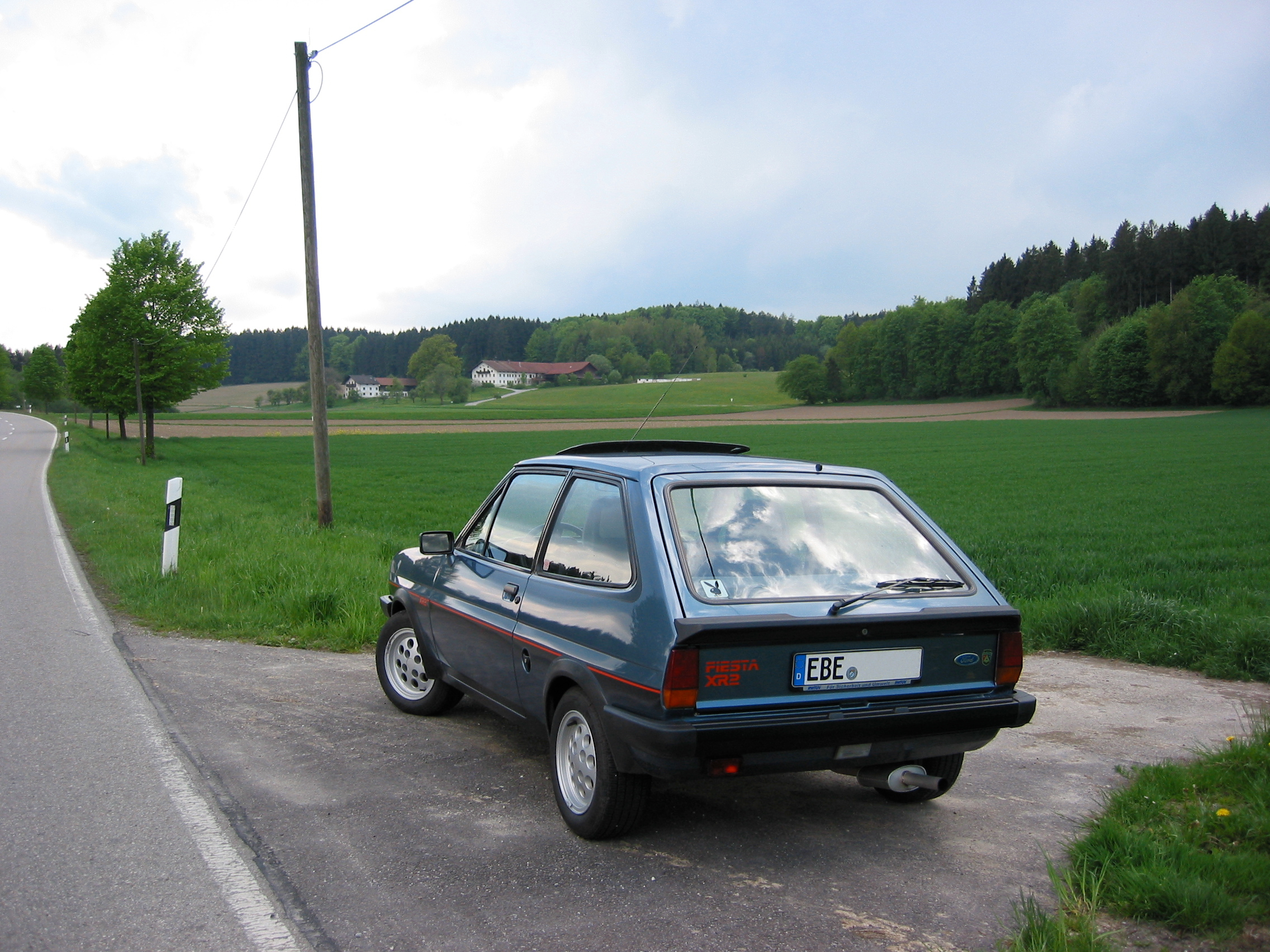 Ford Fiesta 1.6 1982 photo - 9