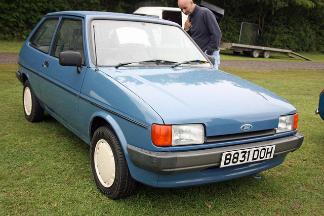 Ford Fiesta 1.6 1985 photo - 7