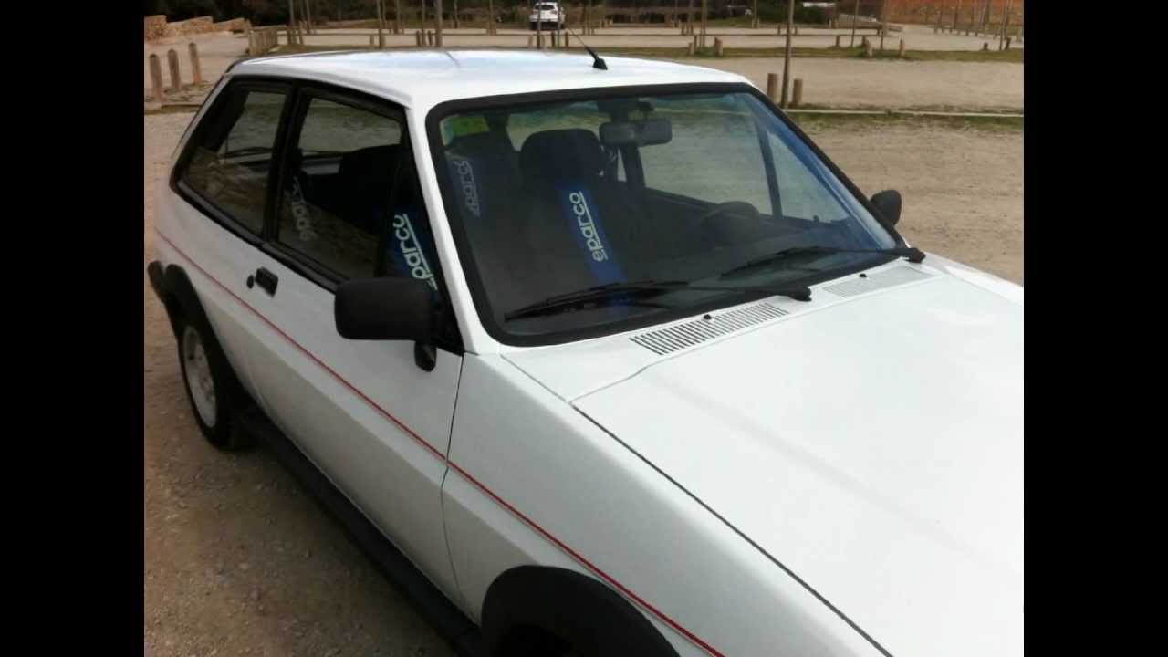 Ford Fiesta 1.6 1987 photo - 2