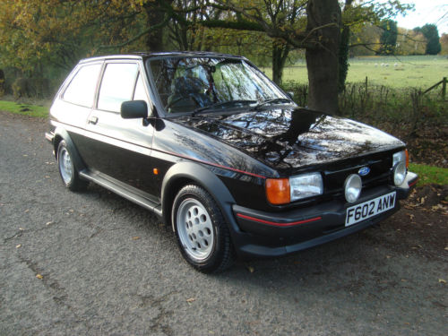 Ford Fiesta 1.6 1988 photo - 2