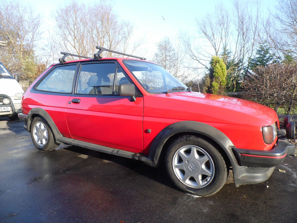 Ford Fiesta 1.6 1988 photo - 5