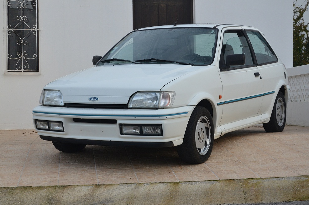 Ford Fiesta 1.6 1992 photo - 7