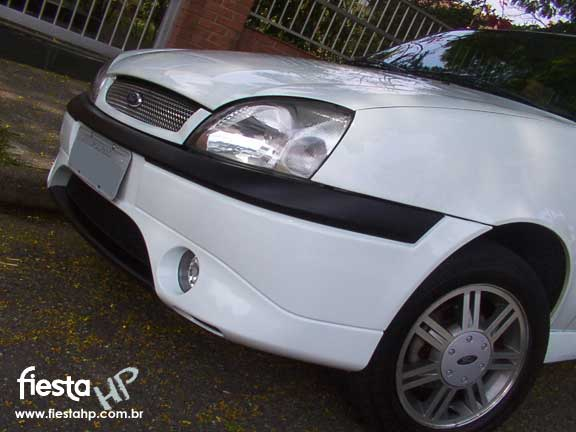 Ford Fiesta 1.6 2000 photo - 10
