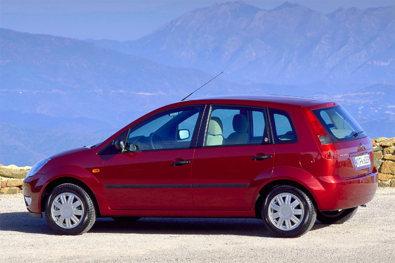 Ford Fiesta 1.6 2002 photo - 1