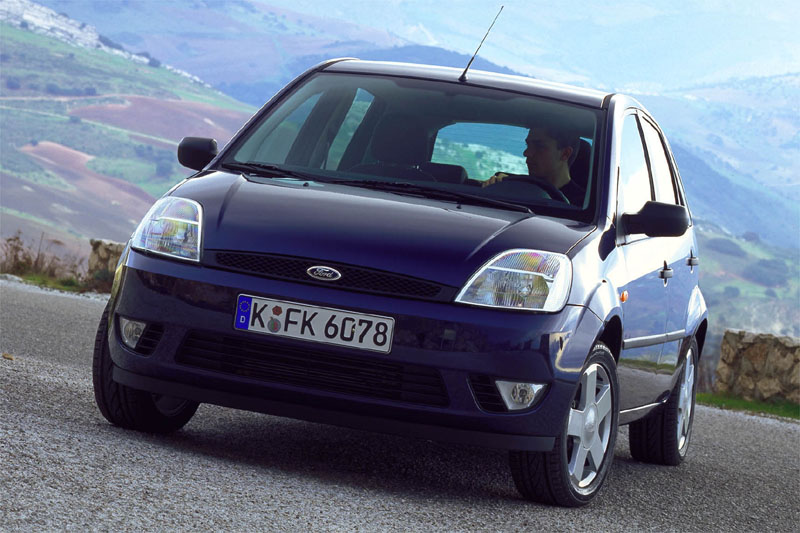 Ford Fiesta 1.6 2002 photo - 3