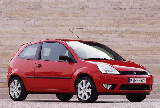 Ford Fiesta 1.6 2004 photo - 10