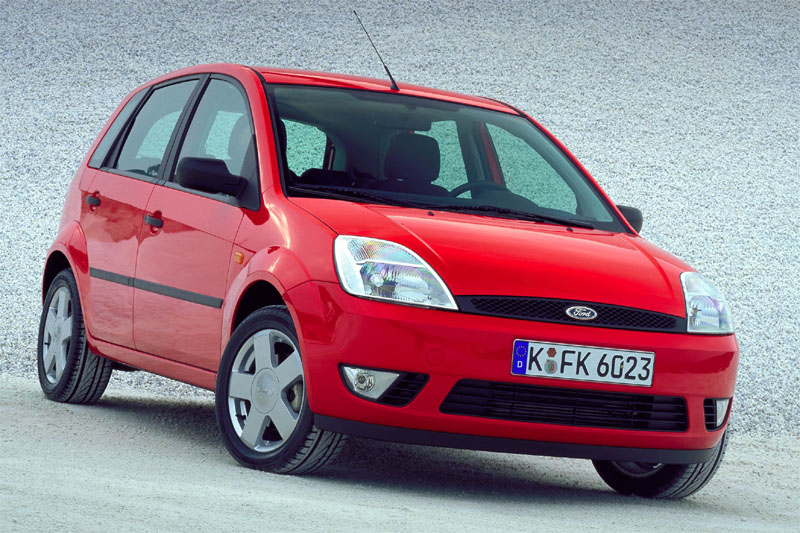 Ford Fiesta 1.6 2004 photo - 3