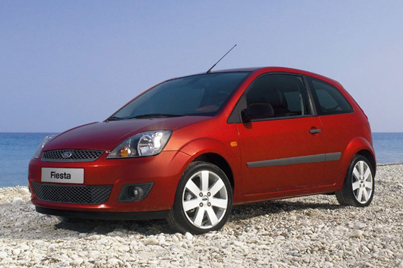 Ford Fiesta 1.6 2005 photo - 11