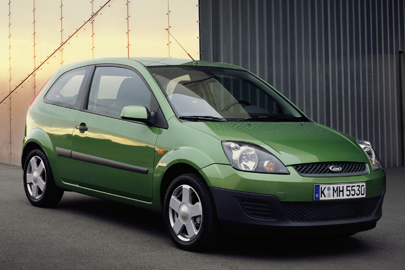 Ford Fiesta 1.6 2007 photo - 2