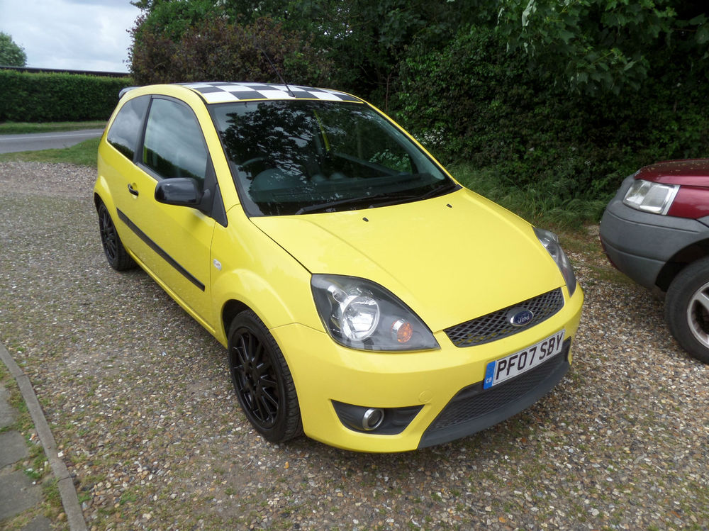 Ford Fiesta 1.6 2007 photo - 4