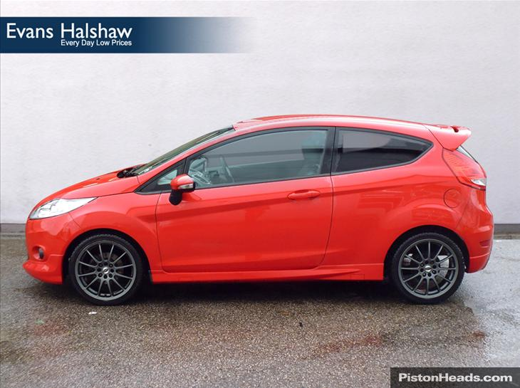 Ford Fiesta 1.6 2009 photo - 7