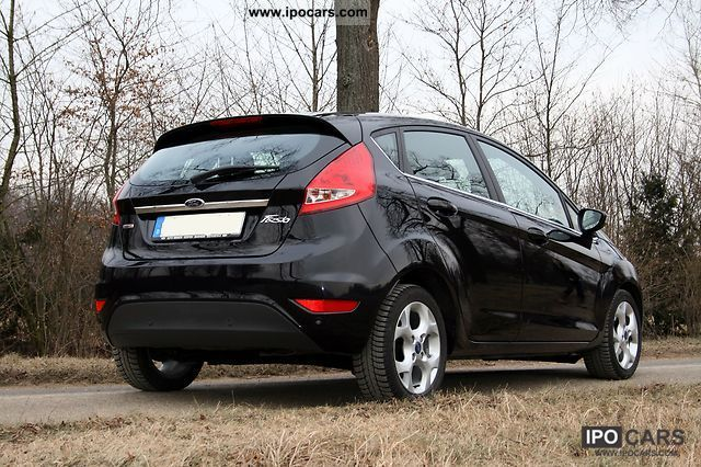 Ford Fiesta 1.6 2010 photo - 5