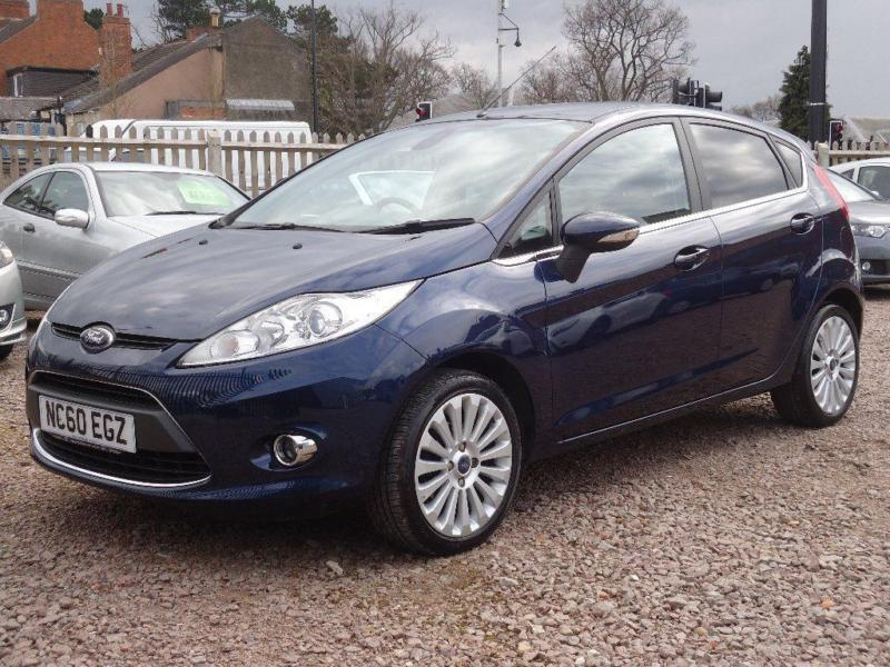 Ford Fiesta 1.6 2010 photo - 8