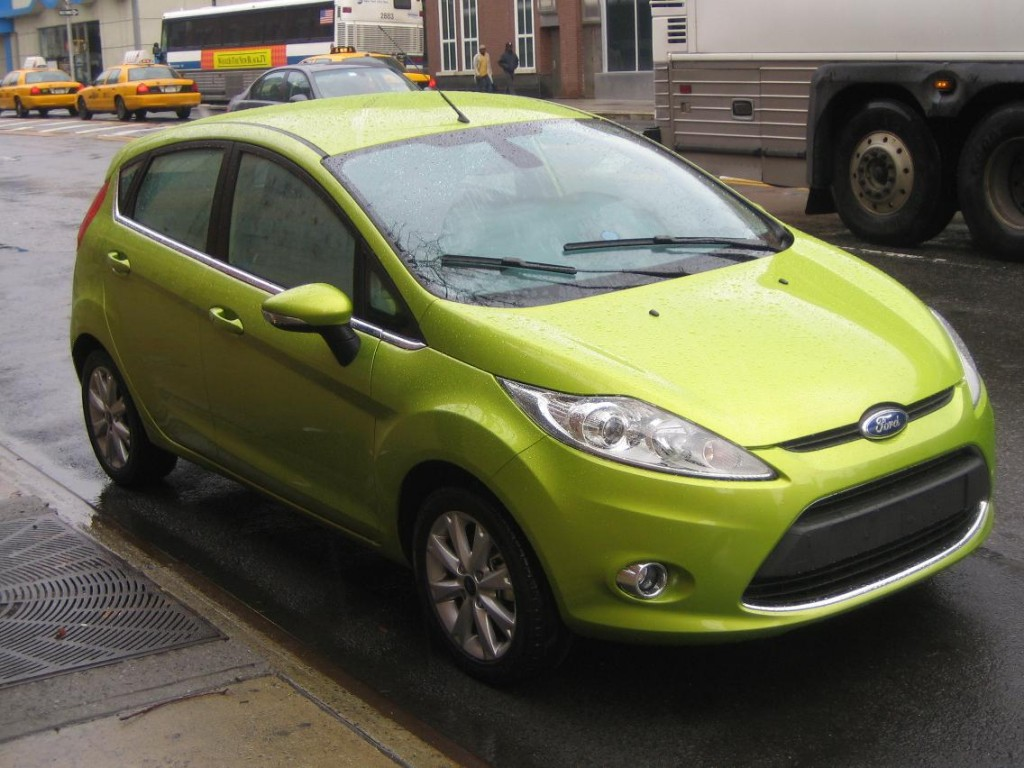 Ford Fiesta 1.6 2011 photo - 6