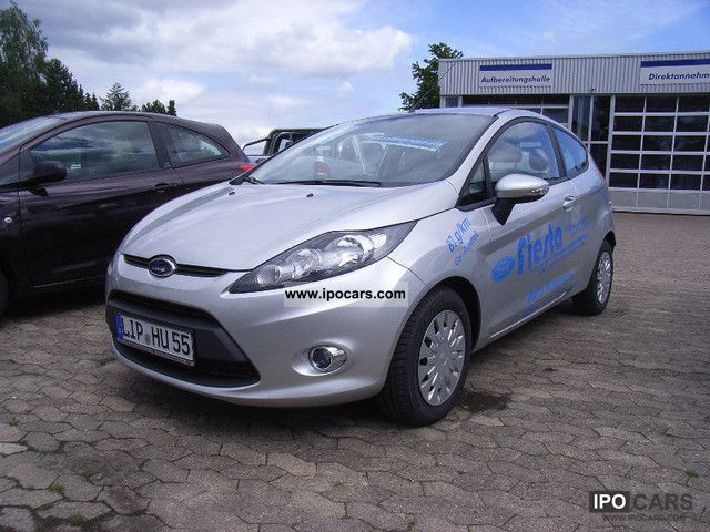 Ford Fiesta 1.6 2012 photo - 2