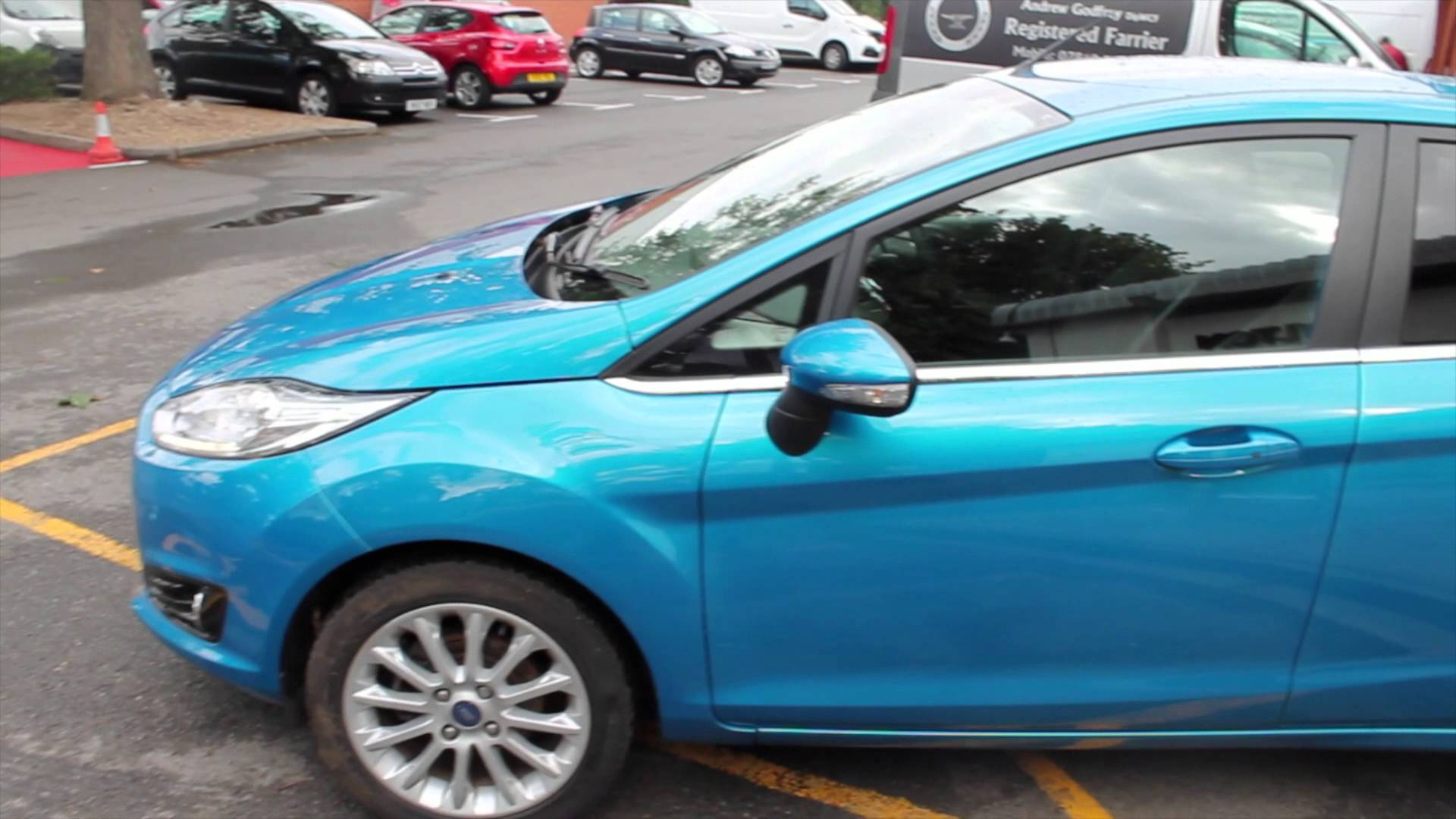 Ford Fiesta 1.6 2013 photo - 3