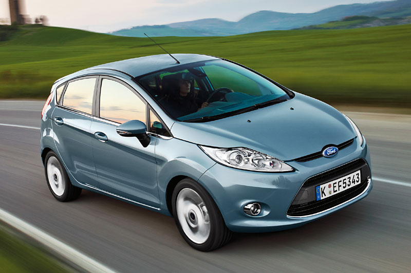 Ford Fiesta 1.6TDCi 2011 photo - 3