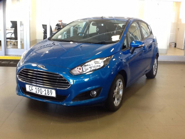 Ford Fiesta 1.6TDCi 2013 photo - 10