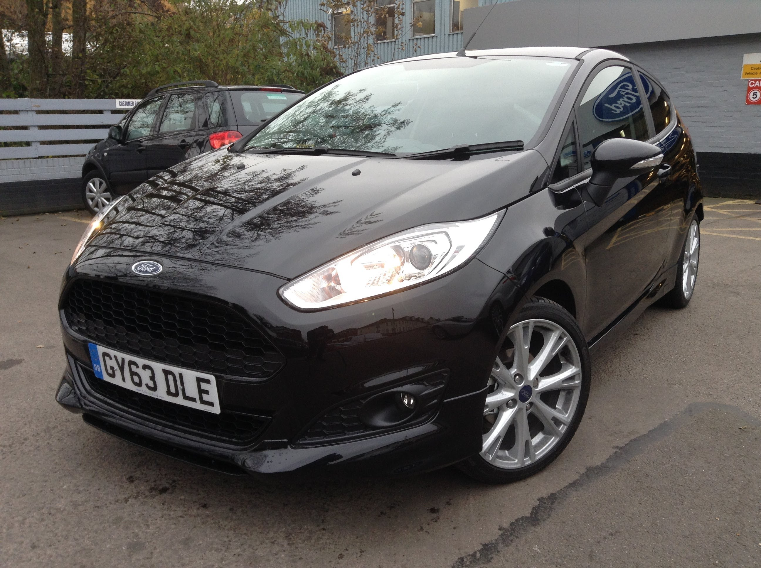 Ford Fiesta 1.6TDCi 2013 photo - 12