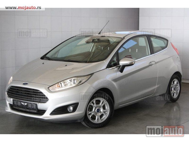 Ford Fiesta 1.6TDCi 2013 photo - 7