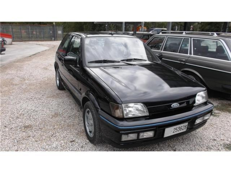 Ford Fiesta 1.6i 1991 photo - 1