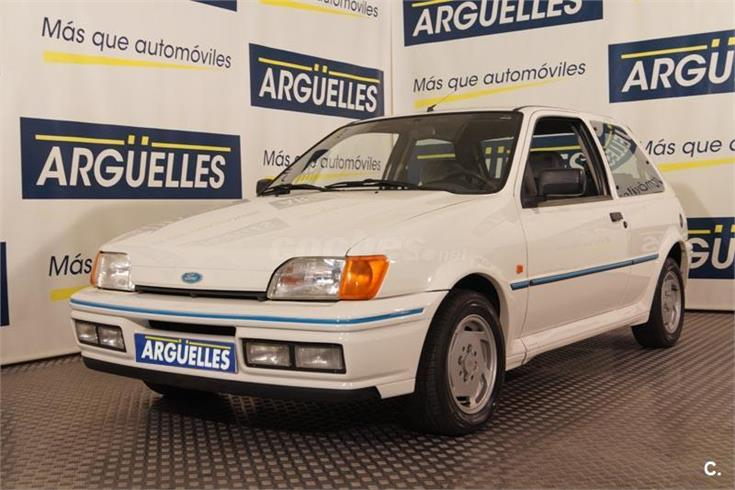 Ford Fiesta 1.6i 1991 photo - 6