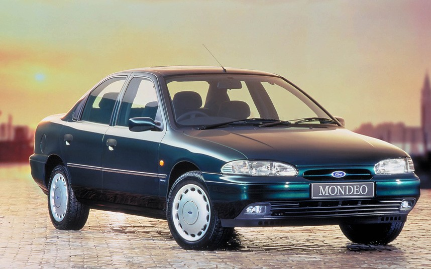 Ford Fiesta 1.6i 1993 photo - 8
