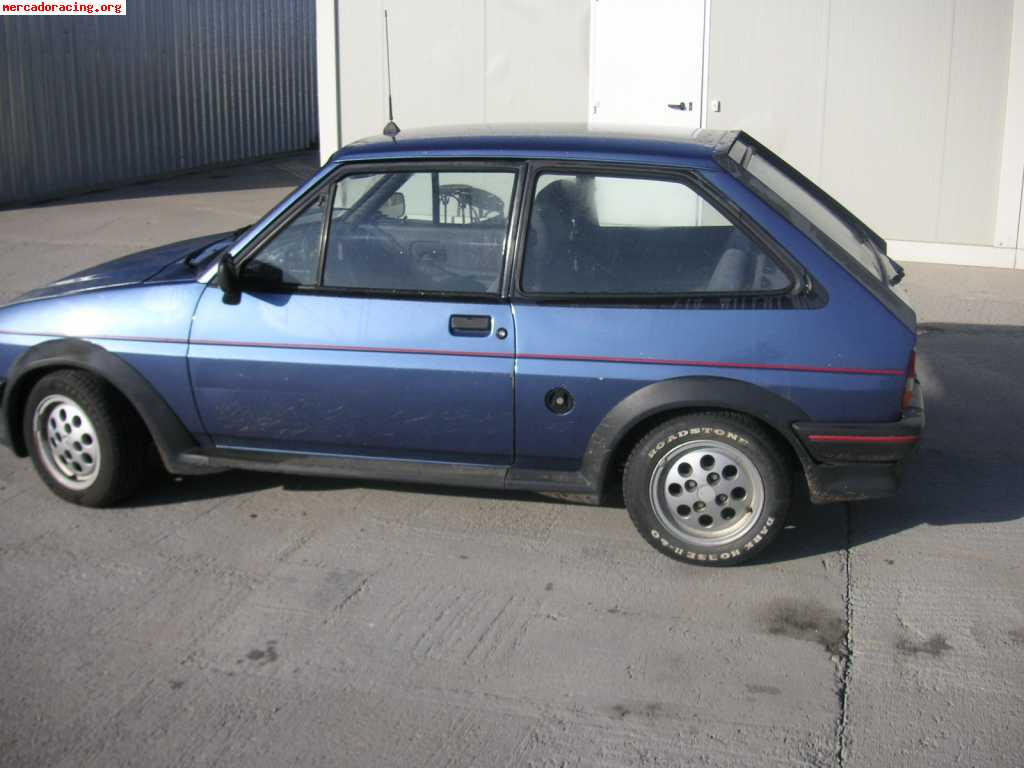 Ford Fiesta 1.8 1991 photo - 11
