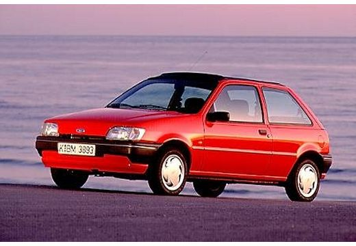 Ford Fiesta 1.8 1991 photo - 5