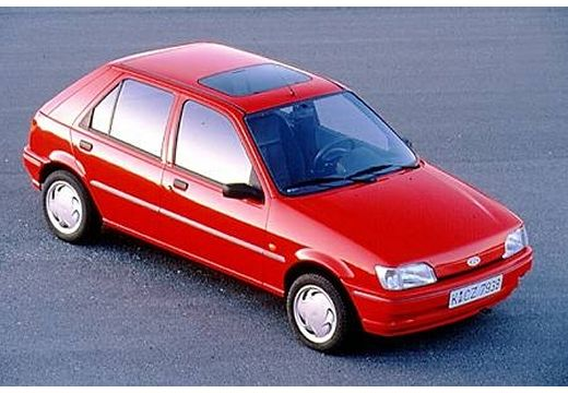 Ford Fiesta 1.8 1991 photo - 6