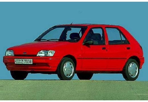 Ford Fiesta 1.8 1991 photo - 7