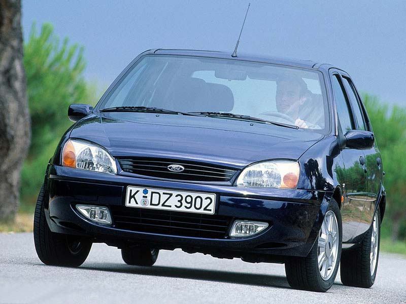 Ford Fiesta 1.8 1995 photo - 11