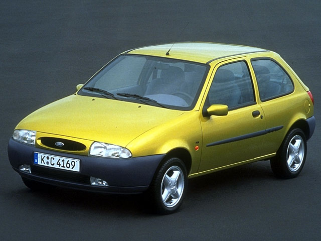 Ford Fiesta 1.8 1995 photo - 3