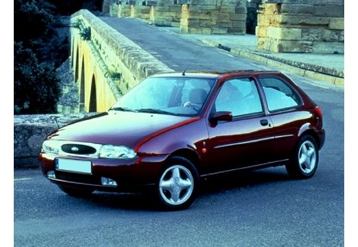Ford Fiesta 1.8 1996 photo - 4