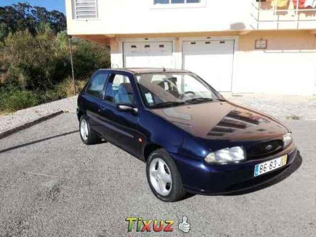 Ford Fiesta 1.8 1998 photo - 11