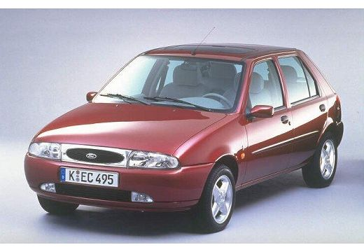 Ford Fiesta 1.8 1998 photo - 6
